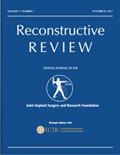 Reconstructive Review cover